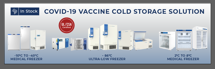 How Can Ultra-low Freezers Safeguard Your Vaccine or Biological Substances